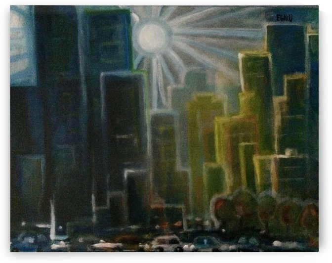 MOTO CITY 2 SHINE by JAMES EGAKU