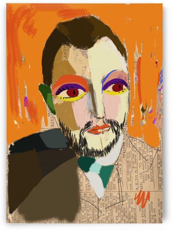 Schetch by Paul Klee