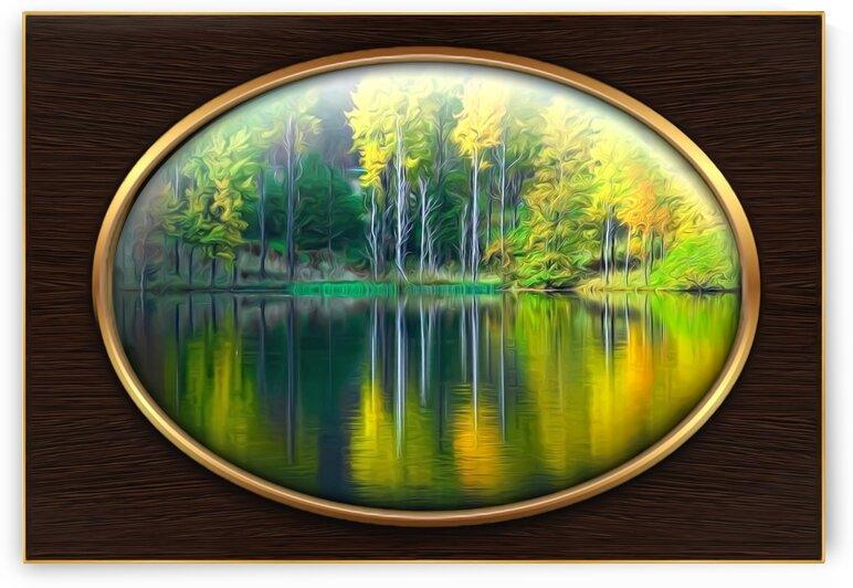 Landscape 1 by Radiy Bohem