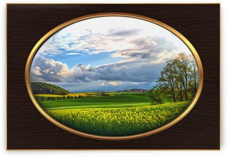Landscape 6 by Radiy Bohem
