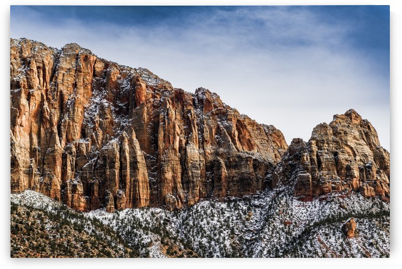 Zion National Park 3 by Luis Bonetti