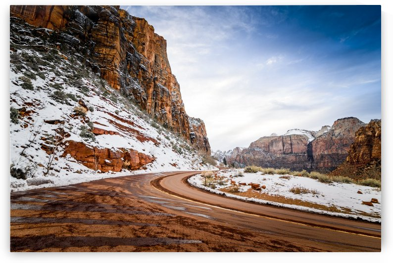 Zion National Park  by Luis Bonetti