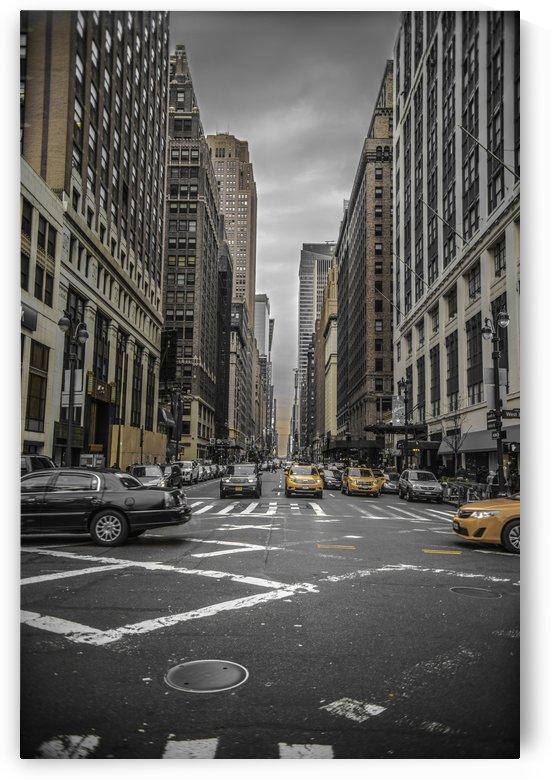 New York City  by Luis Bonetti