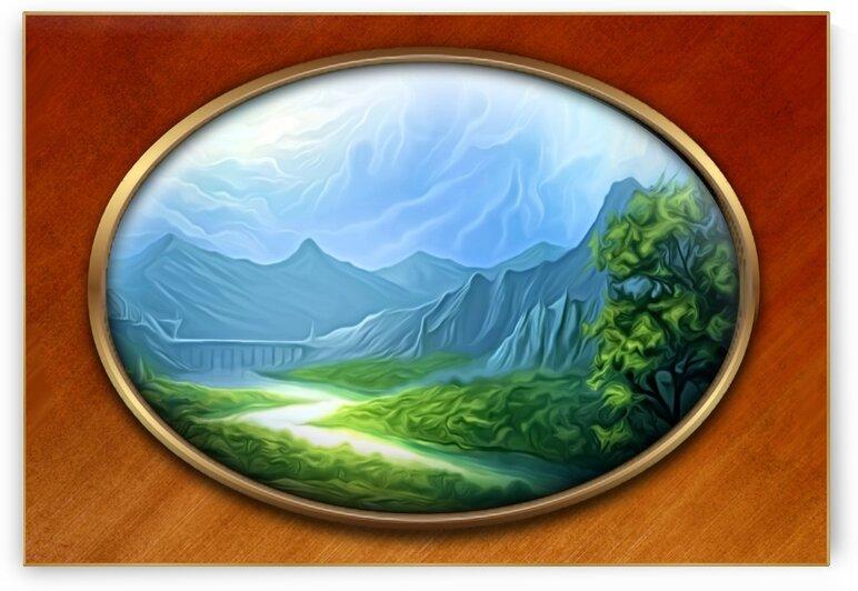 Landscape12 by Radiy Bohem