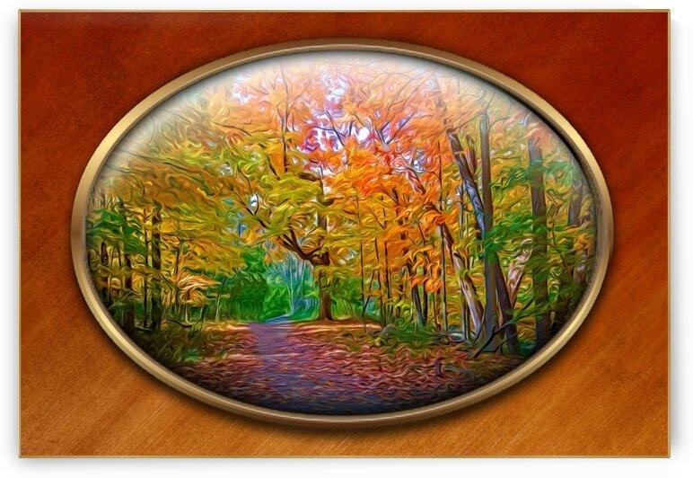 Landscape 15 by Radiy Bohem