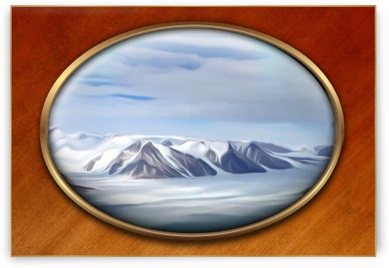 Landscape 14 by Radiy Bohem