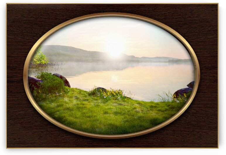 Landscape 13 by Radiy Bohem