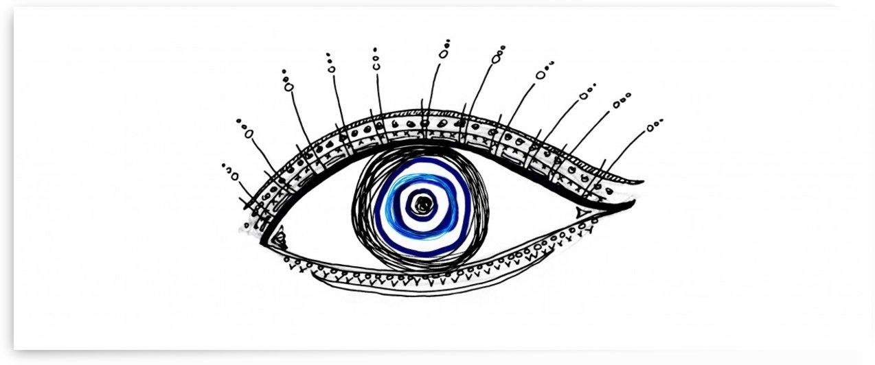 The Eye 20X8 by ANASTASIA SKARLATOUDI