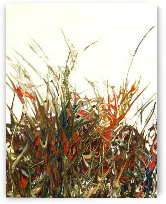 Weeds by J C Adams