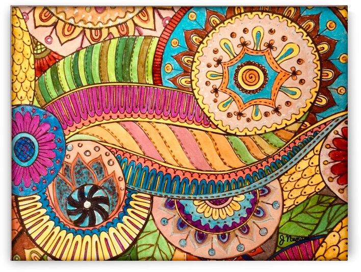 Mandala  Mandala  by Zaramar Paintings