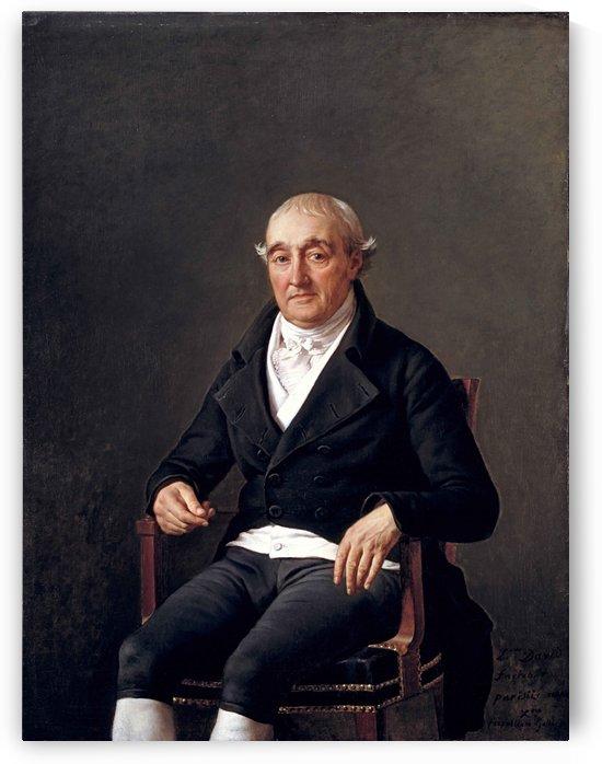 Mr.Cooper by Jacques-Louis David