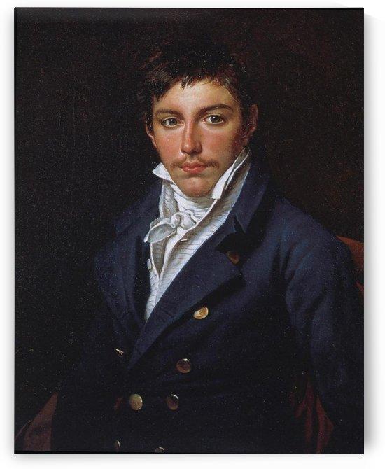 Francois Antoine by Jacques-Louis David