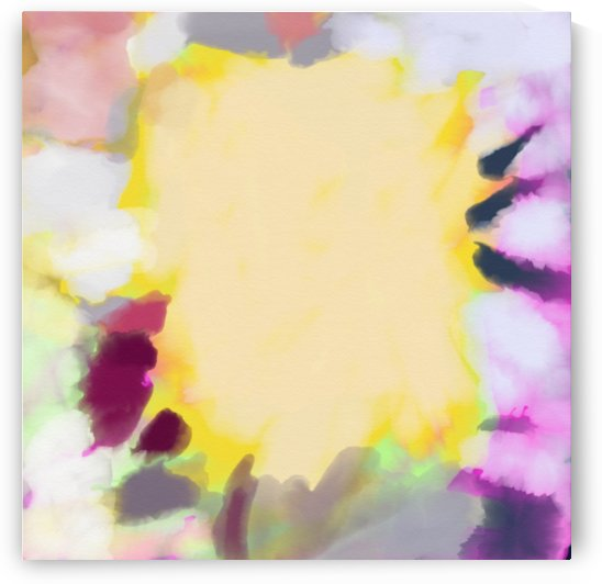 Pale Yellow Focus by Sarah Butcher