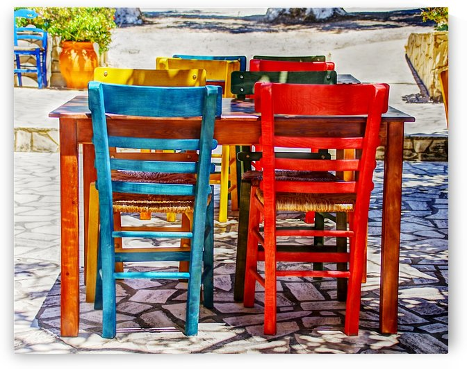 La Table by Luigi Girola