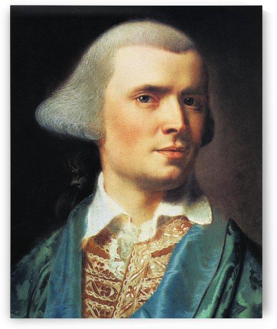 Self Portrait 1769 by John Singleton Copley