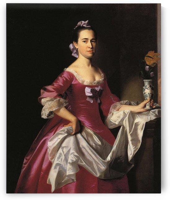 Mrs.George Watson by John Singleton Copley