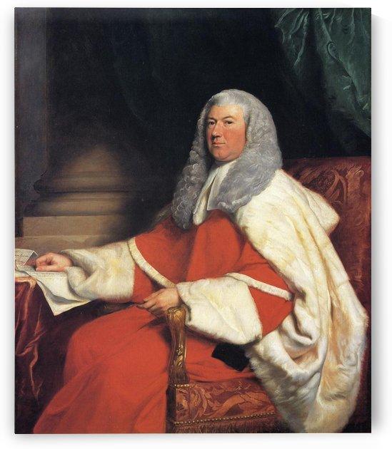 George John 2nd Earl Spencer by John Singleton Copley
