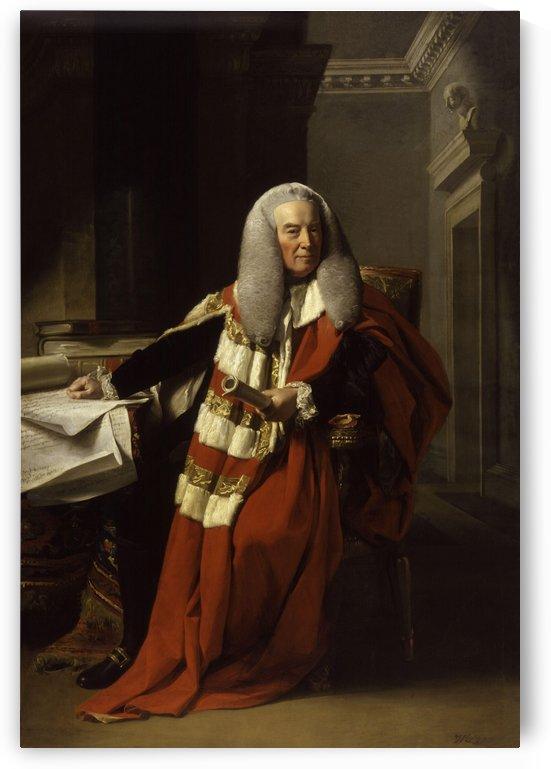 Portrait of William Murray by John Singleton Copley