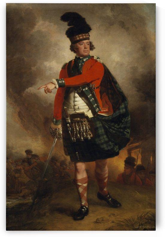 The Earl of Eglington by John Singleton Copley