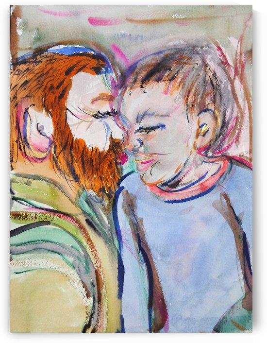 Love Dad.  by April Hammon
