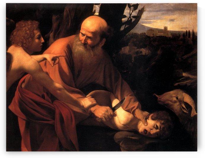 The Sacrifice by Caravaggio