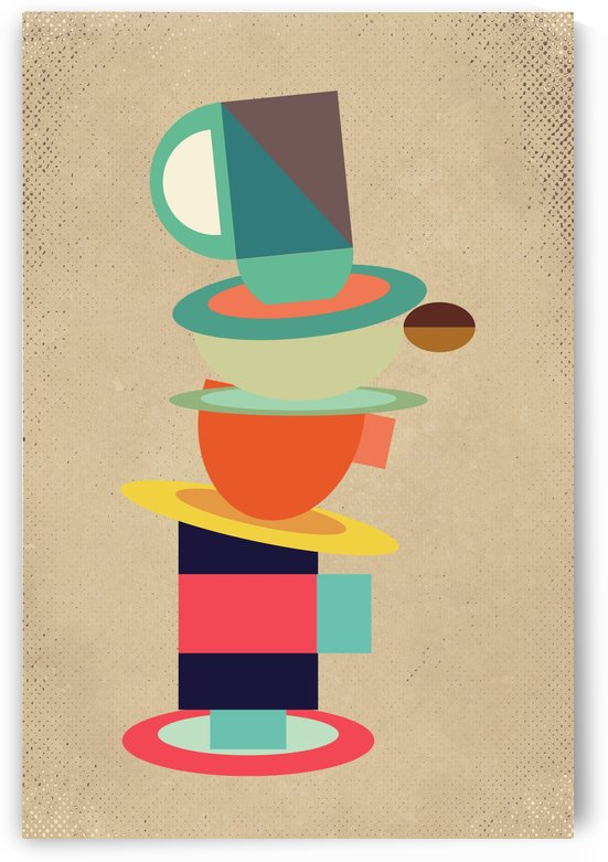 Coffee and tea by Emese Horvath