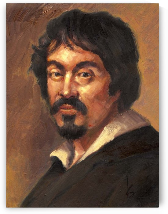 About people by Caravaggio