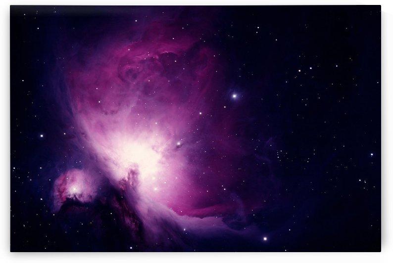 Orion Nebula  by Leah McPhail