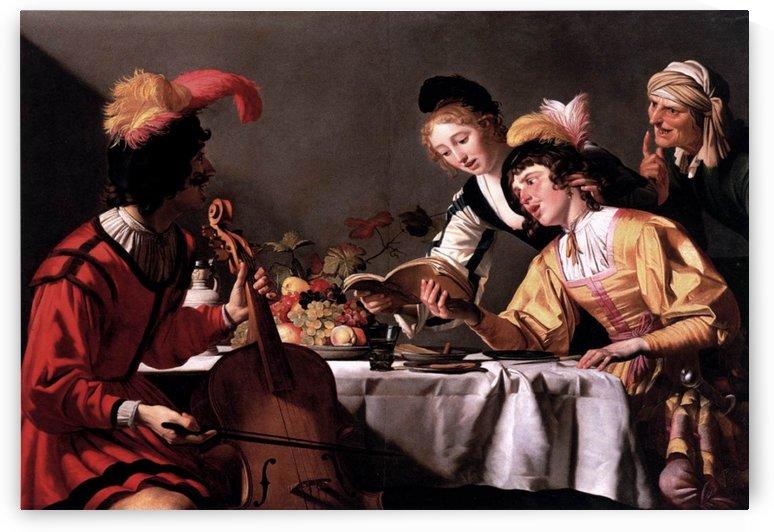 Concert by Caravaggio