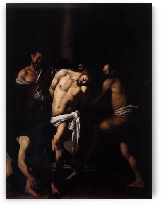 Flagellation of Christ by Caravaggio