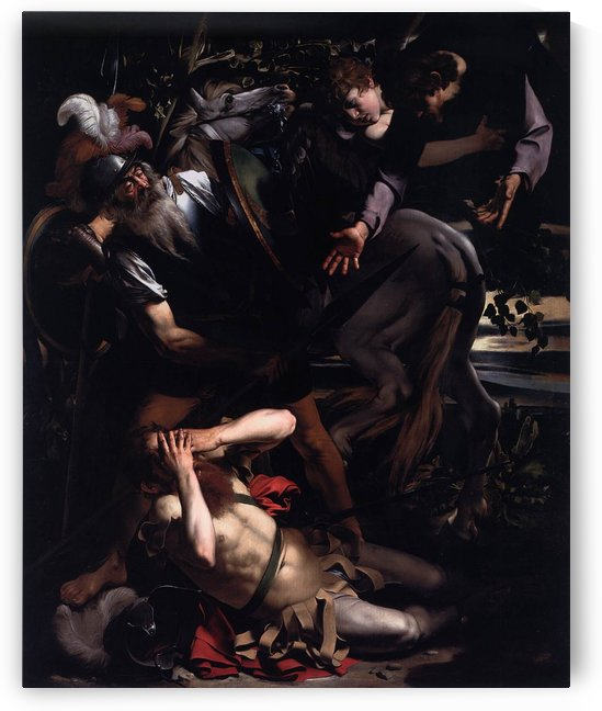 The Conversion of St. Paul by Caravaggio