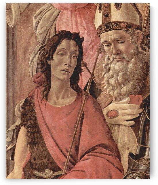 Sorrow by Sandro Botticelli