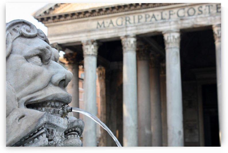 Pantheon by Tony Forcucci