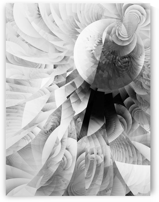 Monotone Meanderings by Amy Gillespie