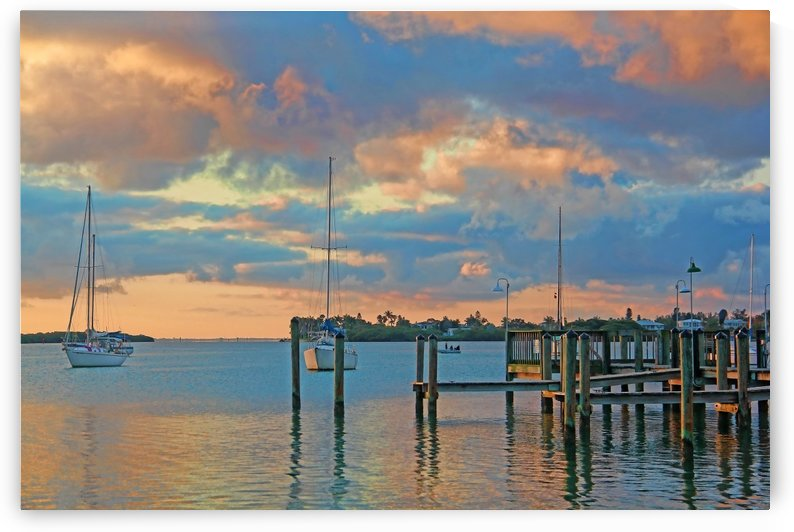 Morning Pastels by HH Photography of Florida