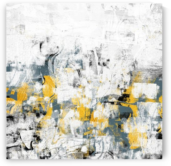 Abstract Flow III by Art Design Works