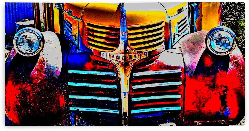 Dodge by Efrain Montanez
