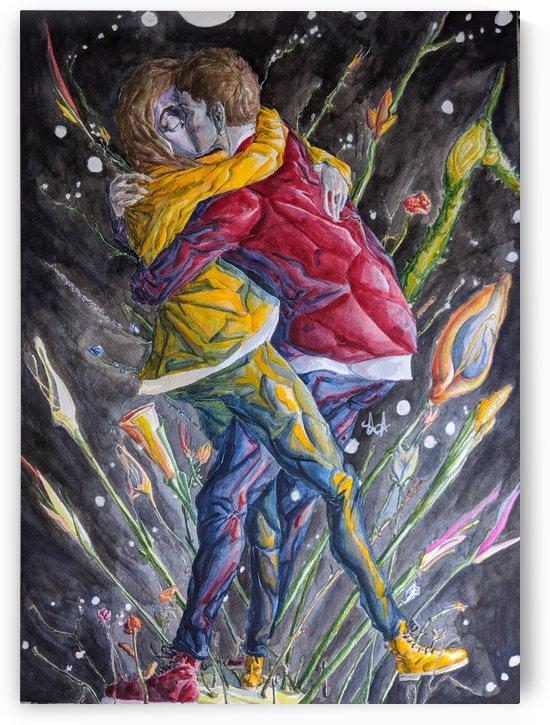 The Embrace by Steven Allison