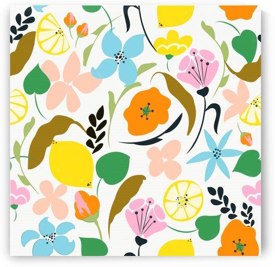 Lemon Botanicals by 83 Oranges