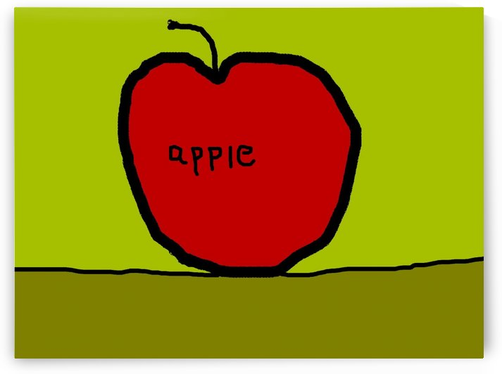 Apple by Efrain Montanez