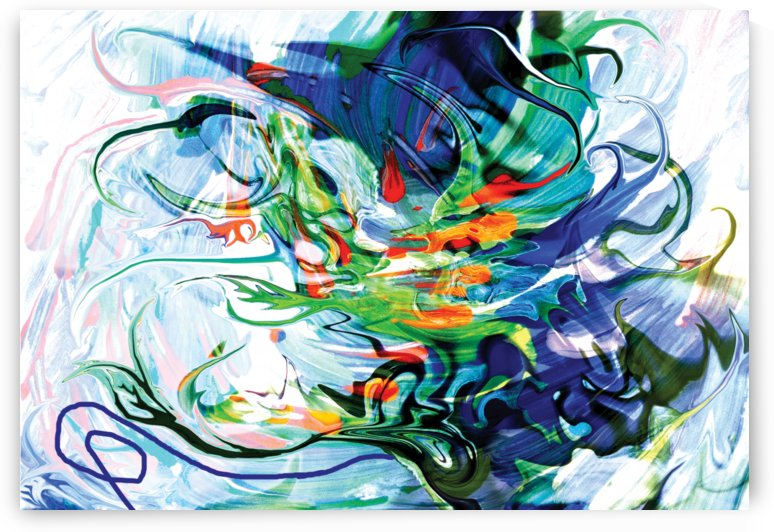 liquid moving elements by BBS Art