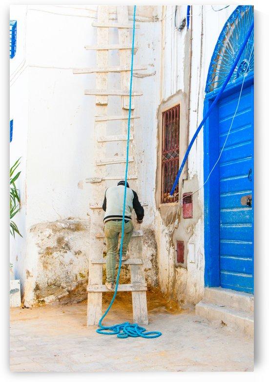 Sidi Bou Saïd by agencetourdumonde com