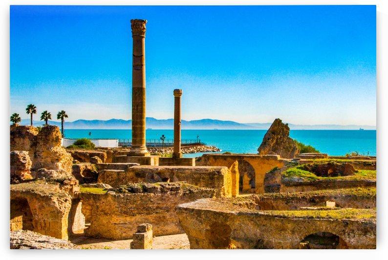 LE SITE ARCHÉOLOGIQUE DE CARTHAGE TUNISIE by agencetourdumonde com