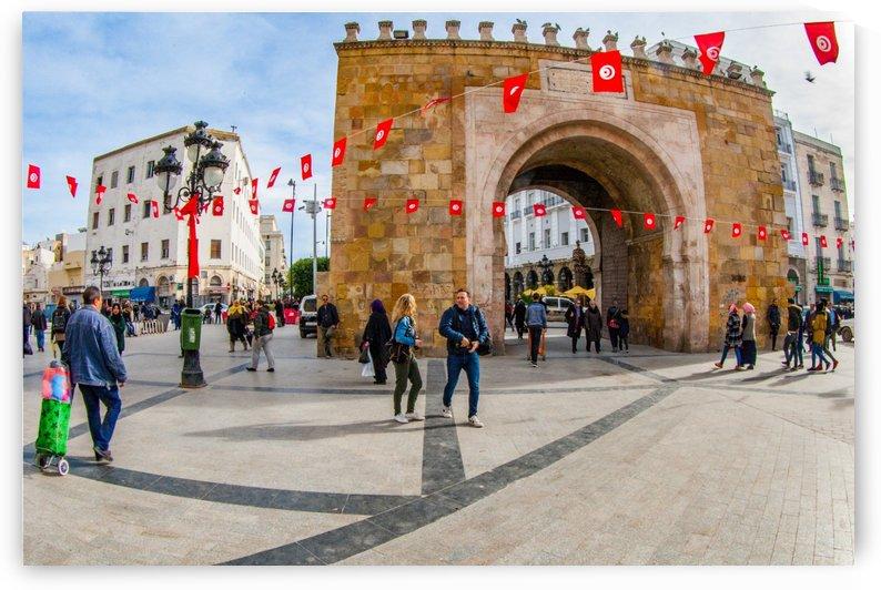 Porte de la France Tunisie by agencetourdumonde com