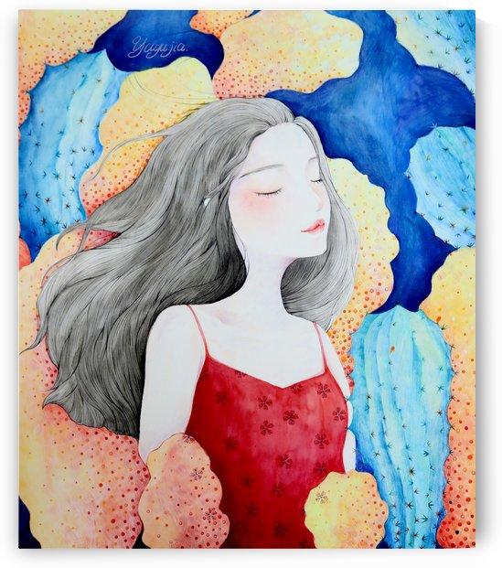 Yearning by YongeArtStudio