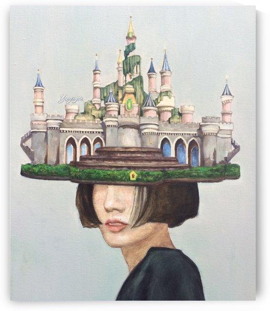 The Castle by YongeArtStudio