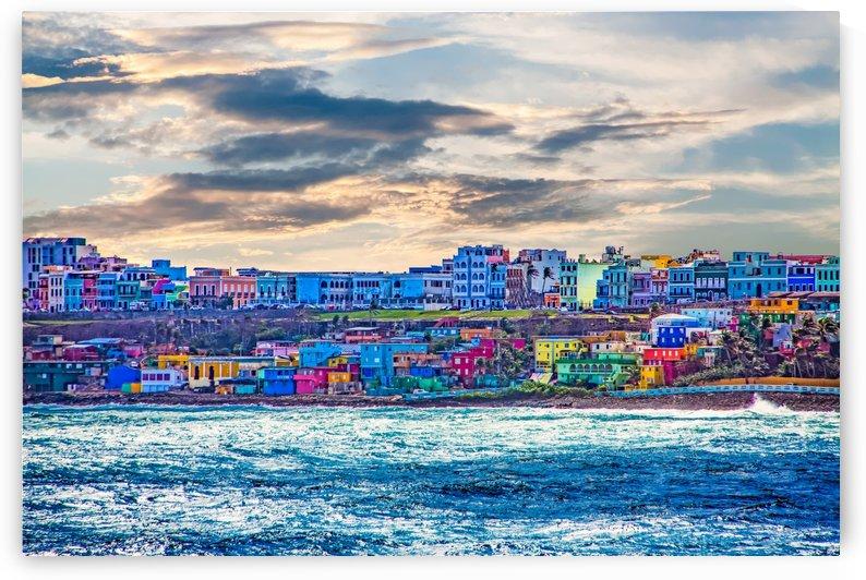 La Perla on Puerto Rico by Darryl Brooks