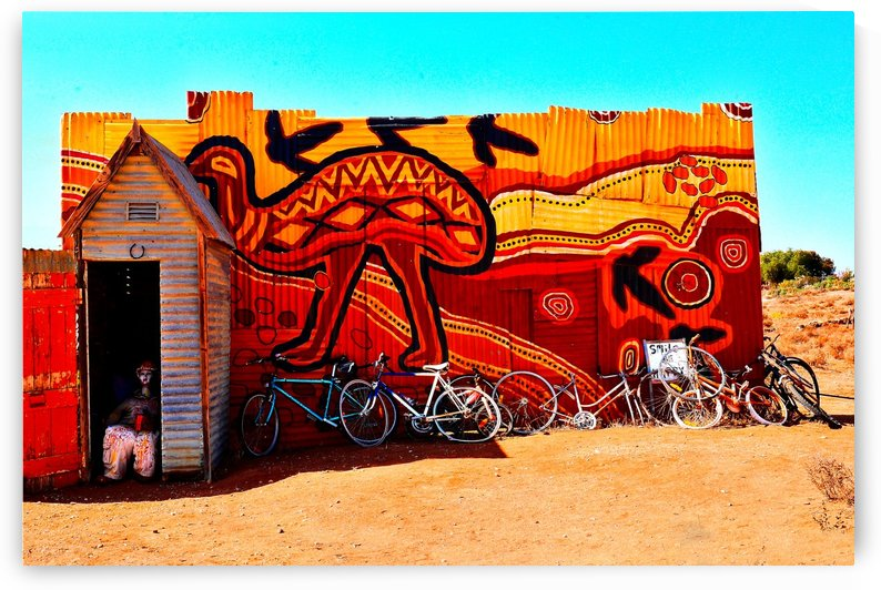 Quirky Sights of the Outback 2 by Lexa Harpell