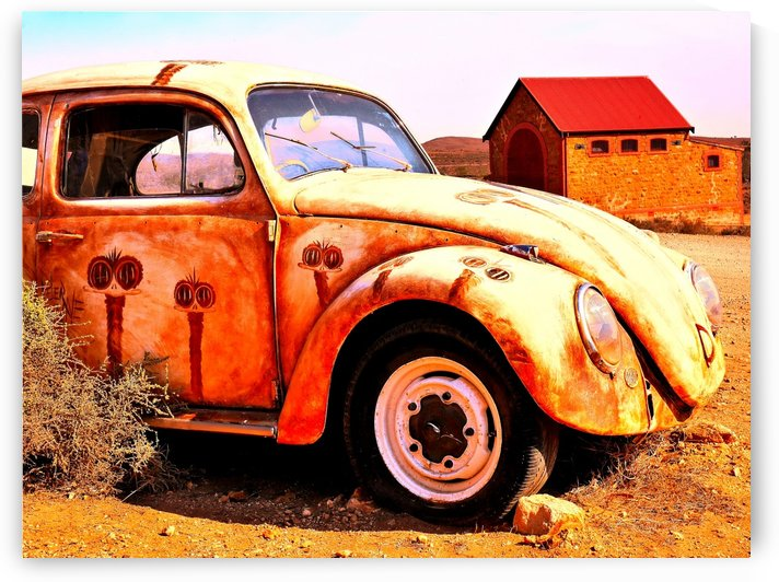 Quirky Sights of the Outback 5 by Lexa Harpell