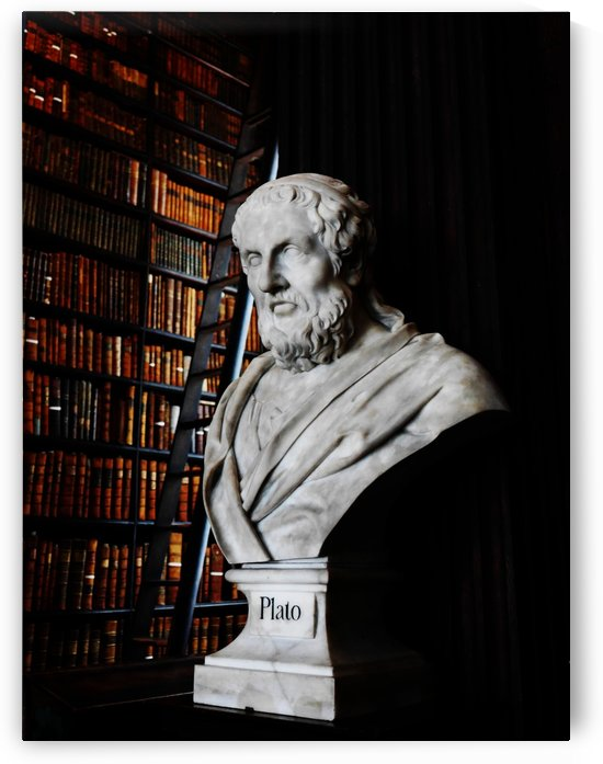 Plato A Writer Of Knowledge by Lexa Harpell